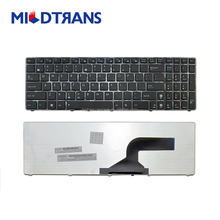 Professional wholesale laptop keyboard layout us layout for asus a53s