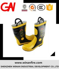 Hot Selling Wholesale Safety Boots For Fire Protection