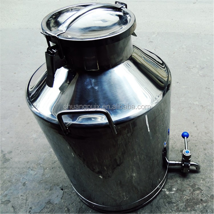 Stainless Steel Bucket with Faucet Valve Water Tap