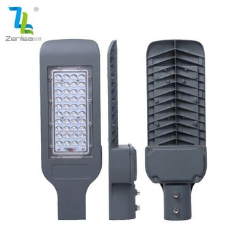 Public lighting waterproof IP65 30w 40w 50w 80w 120w 150w Led street light price list
