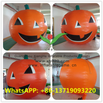 advertising inflatable customized pumpkin 3mH