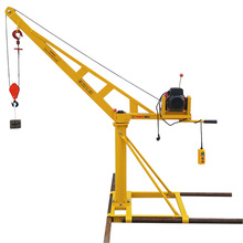 Latest Technology Outdoor Factory Made Lifting Construction Machinery Bracket For Hoist