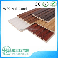 WPC fireproof siding, siding panel