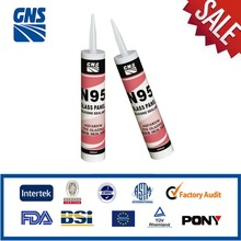 Remarkable civil engineering glass panel adhesive sealant