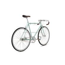 2016 cheap 700C single speed fixie with Taiwan made alloy fixie parts high quality bike