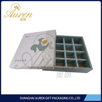 Factory price egg pie paper egg box packing