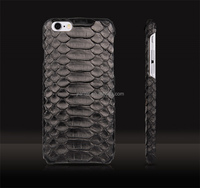 Wholesale Mobile Phone Case for iPhone 6 100% Python Leather