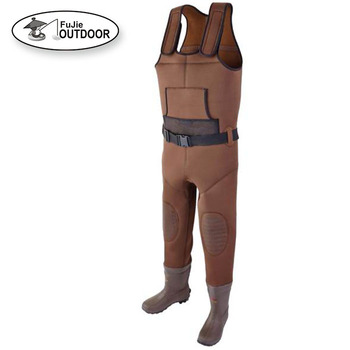 Insulated Fishing Neoprene Chest Waders