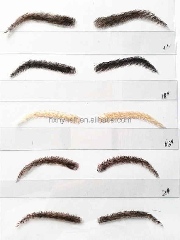 Wigs Eyebrows Stencils 18