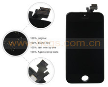 For Apple iPhone 5S LCD Display+Touch Screen Digitizer Assembly Replacement