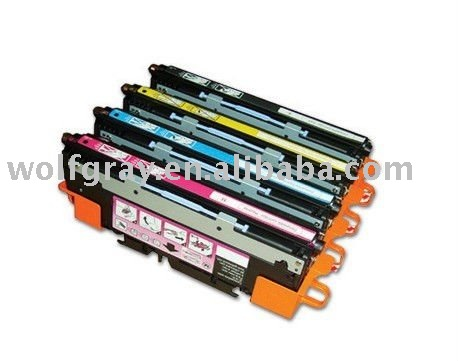 Color Toner Cartridge for HP Q2670-2673A