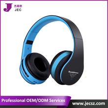 Best Quality Bluetooth headset stereo headset Bluetooth 4.0 EDR Headphone Model JEC-ST12