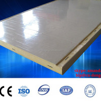 Prefabricated House Used Polyurethane Insulated Panels