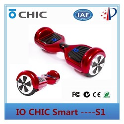 Popular kids mini smart balance 2 wheel bajaj electric scooter
