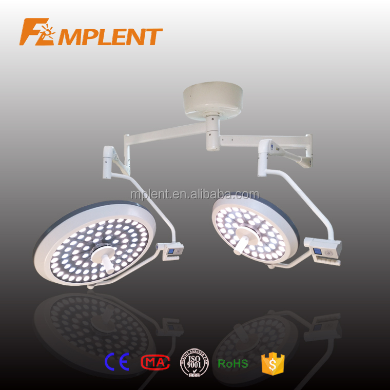 Surgical Room Shadowless Operation Theatre LED Light / Operating Illuminating Lamps