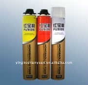 One Component PU foam sealant Manufacturer