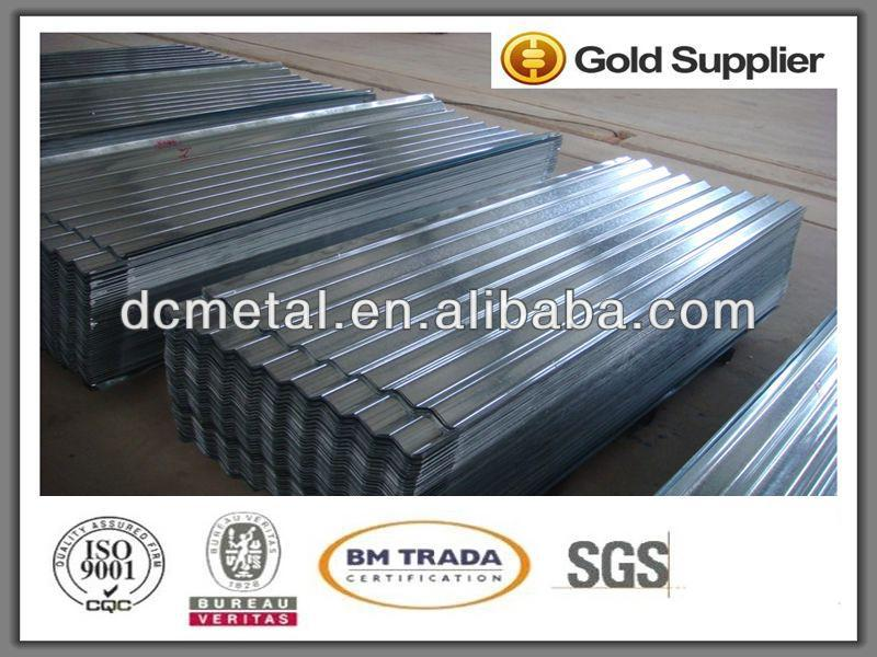 Roof building material YX28-207-828 prepainted galvanized corrugated metal roofing sheet price