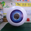 Giant Promotion Inflatable Eye pvc Balloons