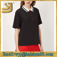trendy design fashion tops wholesale for petite women,new fashion tops and blouses tops
