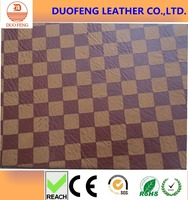 pu coated cow split leather for shoe making