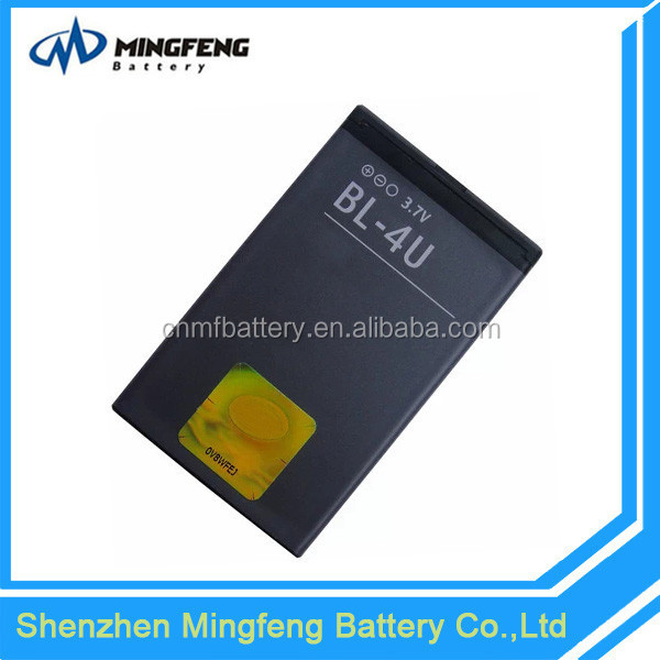 BL4U Replacement BL-4U Battery for Nokia ASHA 503 500 515 501 210 300 306 310 206 305