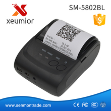 Android Mobile 58mm Bluetooth Thermal Printer with Free SDK SM-5802BL
