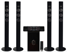 China speaker manufacturer 5.1 to 7.1 speakers home theater with fm radio