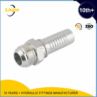 carbon steel low prices hydraulic hose and fittings