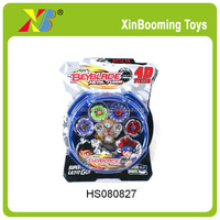 4D fashion spinning top set boy toys
