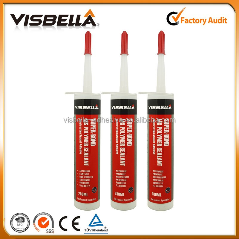 Visbella Super Bond Adhesive MS Polymer Sealant