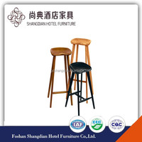 Wooden design bar stool/bar stool high chair/bar stool modern