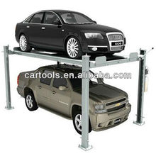 Mini car parking stacker home garage parking equipment for sale
