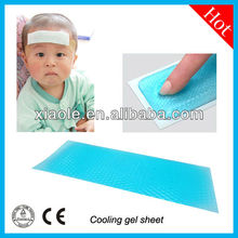 Hot sell product cooling gel pad for children and adult