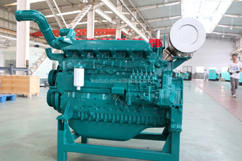 MAN engine from 300kw to 720kw