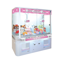 Toy Crane Claw Machine For Sale Malaysia Coin Operated Arcade Amusement Machine