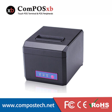 pos printer High quality 80mm thermal receipt printer POS80300 automatic cutting USB+Serial port/Ethernet ports