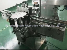 MT-200 automatic postioning labeling machine/automatic round bottle sticking labeling machine/adhesive sticker labeling machine