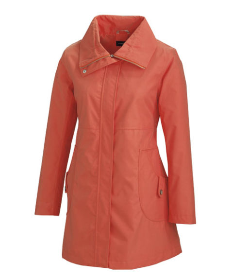 hot new products women rain coats