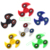 New Design Colorful Rotating Finger Tri-spinner Toy