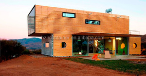 Exterior Cladding 20ft movable container house plan