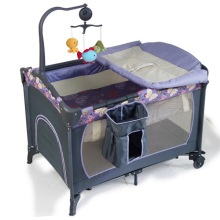 Portable Pack 'n Play Folding Baby Bed Kid Cribs Playard