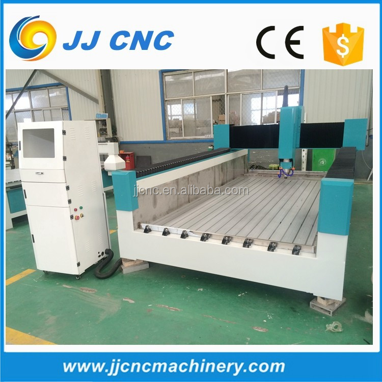 4 axes heavy duty stone / marble/ metal engraving cnc Whth Form B
