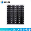cheapest price 75w mono solar panel with good quality and high efficiency