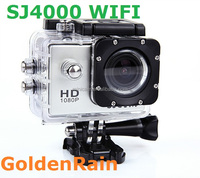 factory 1080P Full HD Waterproof for gopro hero 3 4 silver edition