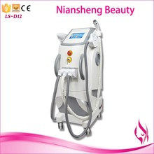 2017 Newest Tattoo laser q-switch ND yag laser tattoo removal machine with best price