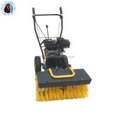 walk behind sweeping equipment HS600A street cleaning machine