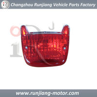 China Factory motorcycle spare parts Tail Light used for BAJAJ CT100