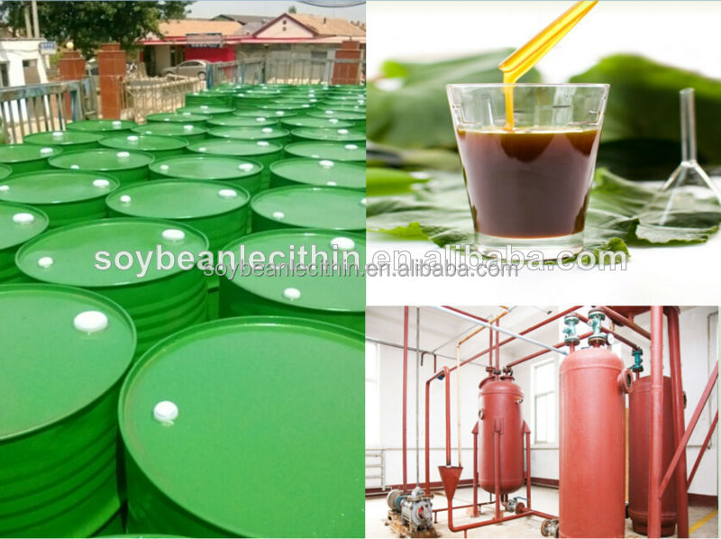 plants to manufacture soya lecithin