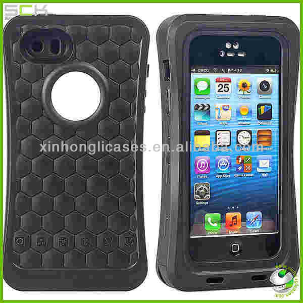 For iphone 5s case waterproof cover