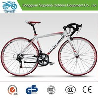 China bike factory manufacturer alloy frame road bikes for sale 14 speed road bikes factory